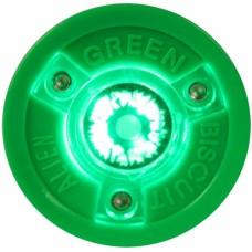 Шайба тренировочная BS GREEN BISCUIT ALIEN