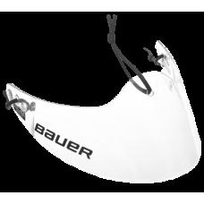 Защита горла вратаря BAUER пластик SR