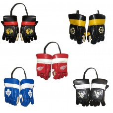Перчатки сувенирные NHL