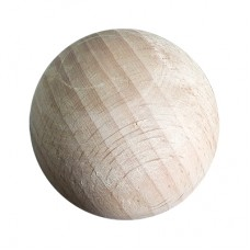 Мяч тренировочный деревянный TS