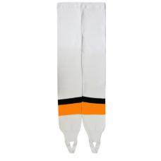 Гамаши бел-оранж-черн